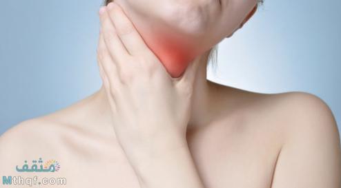 اعراض الزيادة في نشاط الغدة الدرقية