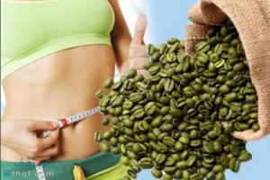 شرب القهوة الخضراء لإنقاص الوزن
