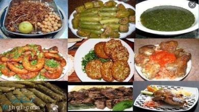 أشهر الأكلات المصرية