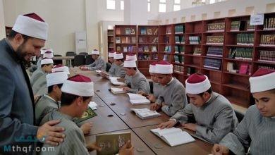 طلاب الثانوية الازهرية