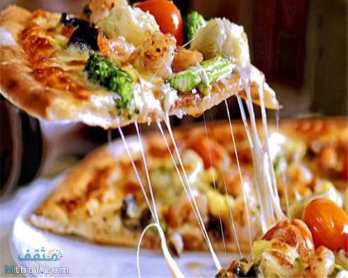 طريقة عمل البيتزا الإيطالي
