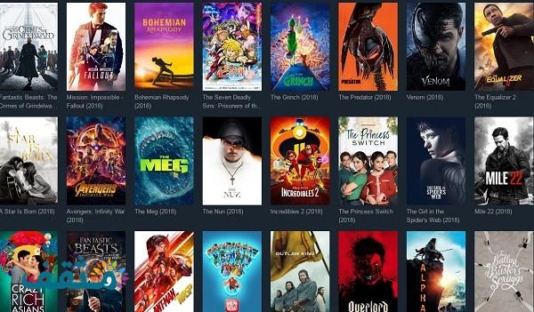 أفضل موقع لتحميل الأفلام العربية والأجنبية