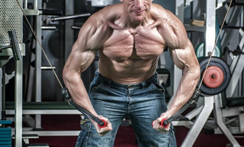 التمرين الثالث: تمارين الصدر