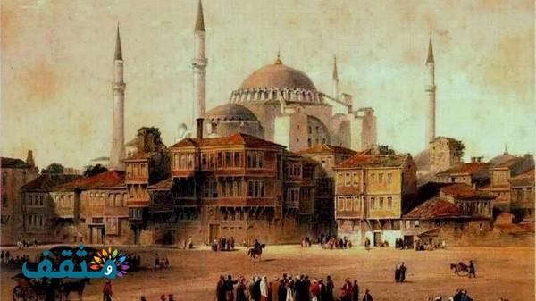 موضوع بحث عن دخول العثمانيين مصر